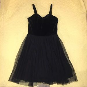 H & M Black Dress for Girls